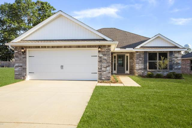 18 Summit View Dr, Perkinston, MS 39573 (MLS #366046) :: Keller Williams MS Gulf Coast