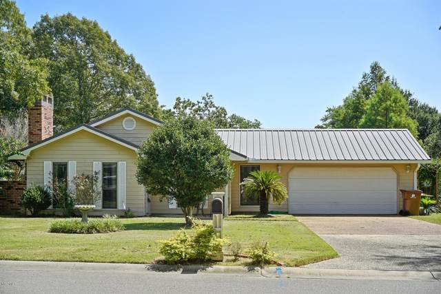 746 Live Oak Dr, Biloxi, MS 39532 (MLS #366083) :: The Sherman Group
