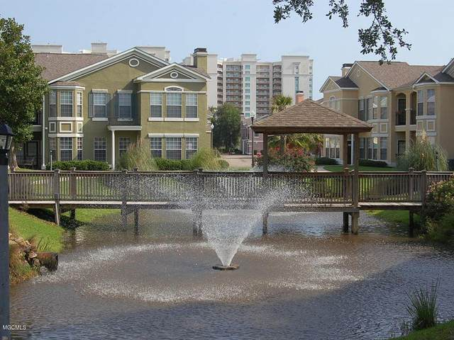 2252 Beach Dr #1604, Gulfport, MS 39507 (MLS #366093) :: The Sherman Group
