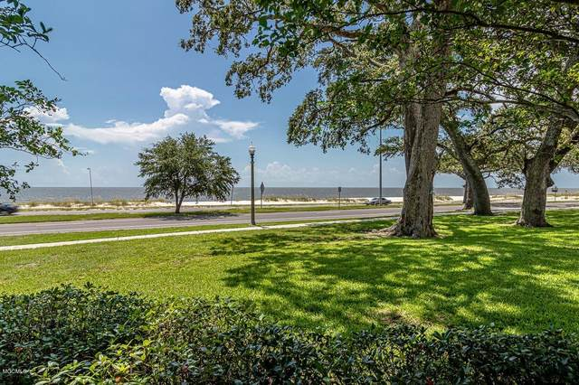 1282 Beach Blvd #101, Biloxi, MS 39530 (MLS #366120) :: The Sherman Group