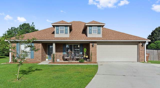 13820 Windwood Ct, Gulfport, MS 39503 (MLS #366130) :: The Sherman Group