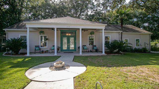 2519 Kelly Ave, Gulfport, MS 39501 (MLS #366167) :: Berkshire Hathaway HomeServices Shaw Properties