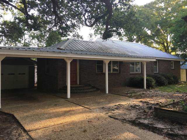 1484 Guice Pl, Biloxi, MS 39530 (MLS #366230) :: Coastal Realty Group