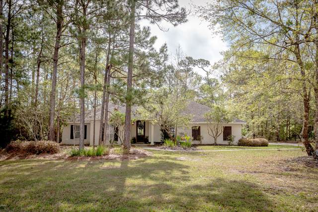 2300 Turning Leafe, Ocean Springs, MS 39564 (MLS #366272) :: The Sherman Group