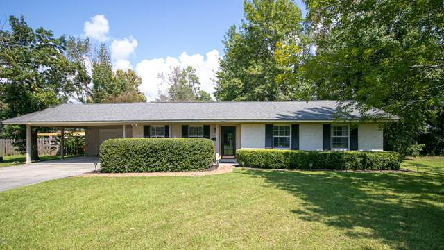 212 45th St, Gulfport, MS 39507 (MLS #366292) :: The Sherman Group