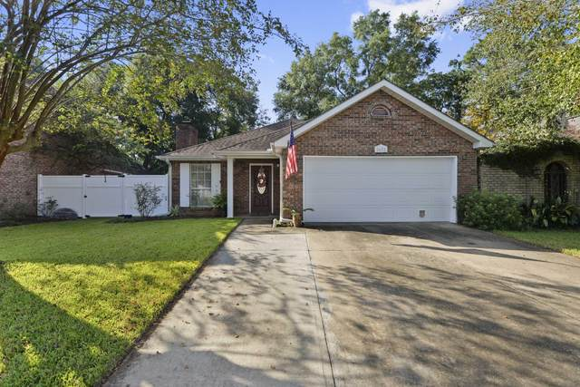 2678 Broadwater Dr, Gulfport, MS 39507 (MLS #366299) :: The Sherman Group