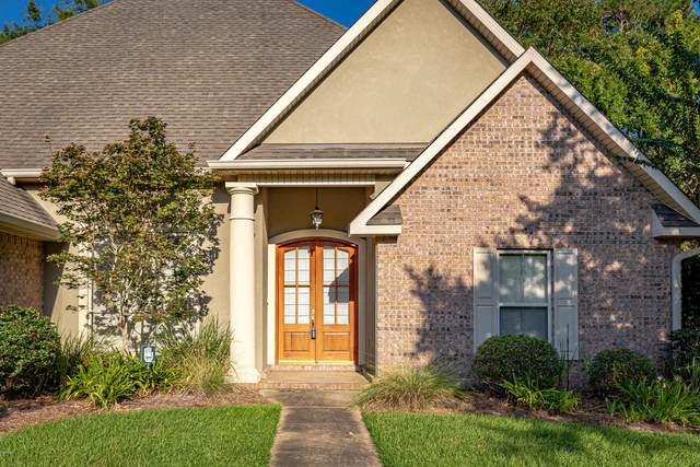 806 Canebrake Dr, Ocean Springs, MS 39564 (MLS #366303) :: Coastal Realty Group