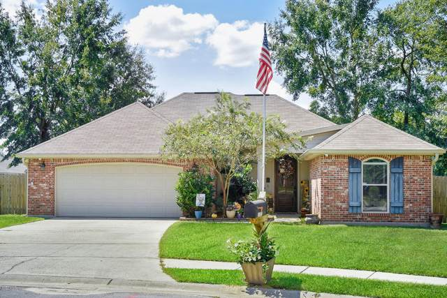 13727 Fieldcrest Way, Gulfport, MS 39503 (MLS #366307) :: Coastal Realty Group