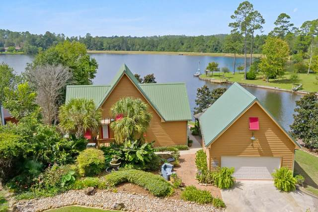 28 Holly Ln, Perkinston, MS 39573 (MLS #366328) :: The Sherman Group