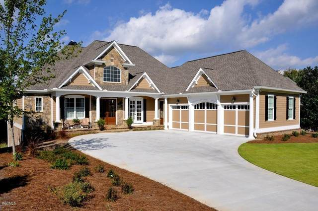 Lot 2 Knollwood Dr, Pass Christian, MS 39571 (MLS #366331) :: The Sherman Group