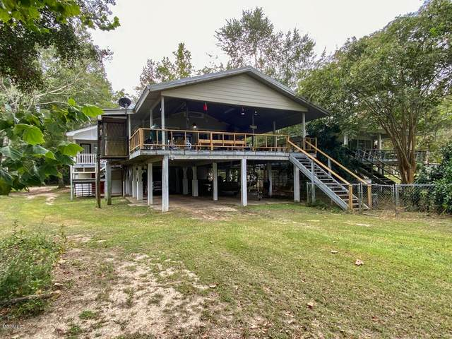 1949 Pascagoula River Rd, Moss Point, MS 39562 (MLS #366365) :: The Sherman Group