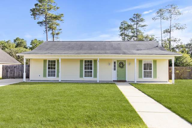 8304 Redstone Dr, Gautier, MS 39553 (MLS #366383) :: The Sherman Group