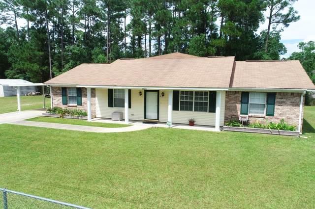 4021 Dogwood St, Waveland, MS 39576 (MLS #366409) :: Keller Williams MS Gulf Coast