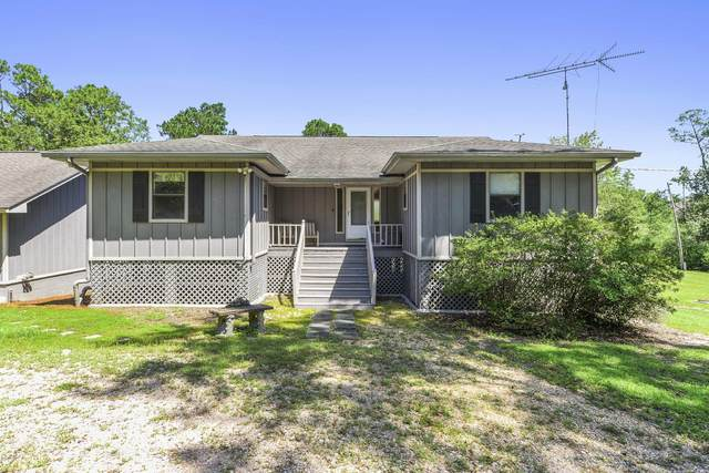 119 Maple Dr, Perkinston, MS 39573 (MLS #366415) :: The Sherman Group
