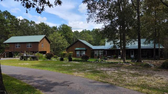 1202 Dupont-Harts Chapel Rd, Poplarville, MS 39470 (MLS #366417) :: The Sherman Group