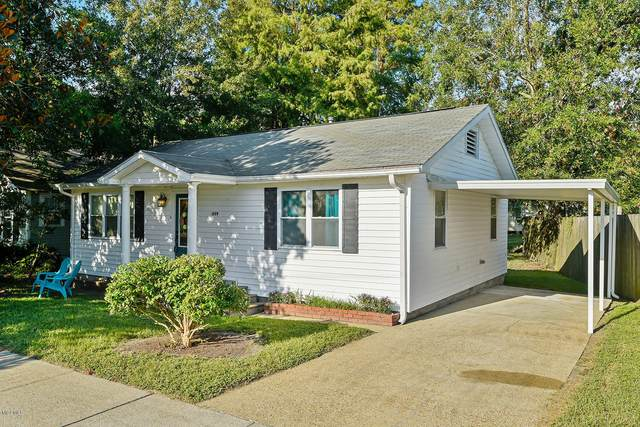 1229 32nd Ave, Gulfport, MS 39501 (MLS #366418) :: The Sherman Group