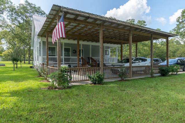 917 Spring Hill Rd, Poplarville, MS 39470 (MLS #366427) :: The Sherman Group