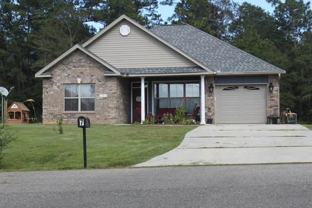 7 Marlin Ln, Mchenry, MS 39561 (MLS #366447) :: The Sherman Group