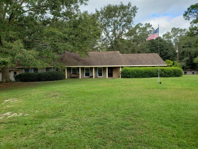 20 Marcus Mitchell Rd, Picayune, MS 39466 (MLS #366449) :: Keller Williams MS Gulf Coast