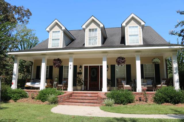 65 Lakeside Dr, Carriere, MS 39426 (MLS #366469) :: The Sherman Group