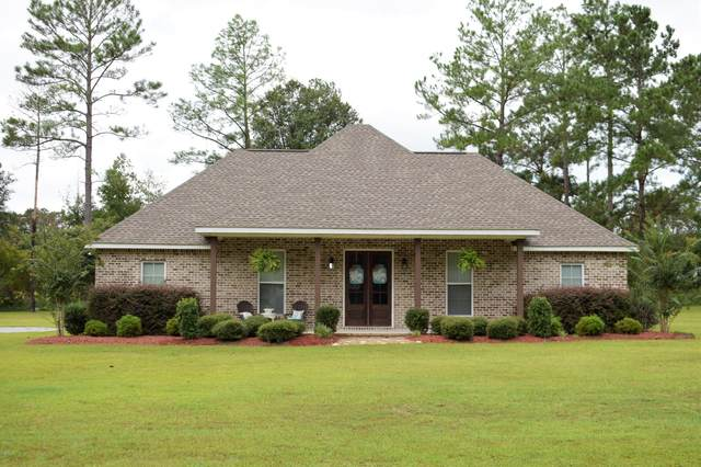 213 Blue Spring Road, Lucedale, MS 39452 (MLS #366477) :: Keller Williams MS Gulf Coast