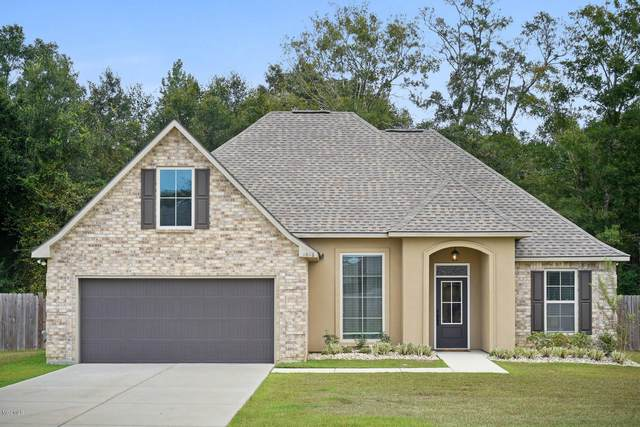 1016 Castine Pointe Blvd, Long Beach, MS 39560 (MLS #366482) :: The Sherman Group