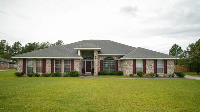 10338 Lake Forest Dr, Vancleave, MS 39565 (MLS #366515) :: Keller Williams MS Gulf Coast