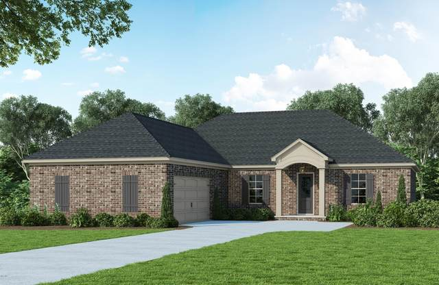 12547 Westwood Pl, Gulfport, MS 39503 (MLS #366522) :: The Demoran Group of Keller Williams