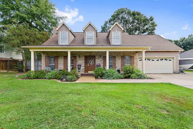 5320 Pontiac St, Ocean Springs, MS 39564 (MLS #366542) :: Berkshire Hathaway HomeServices Shaw Properties