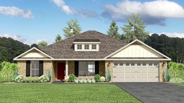 Lot 53 Emerald Lake Estates, Biloxi, MS 39532 (MLS #366598) :: Keller Williams MS Gulf Coast