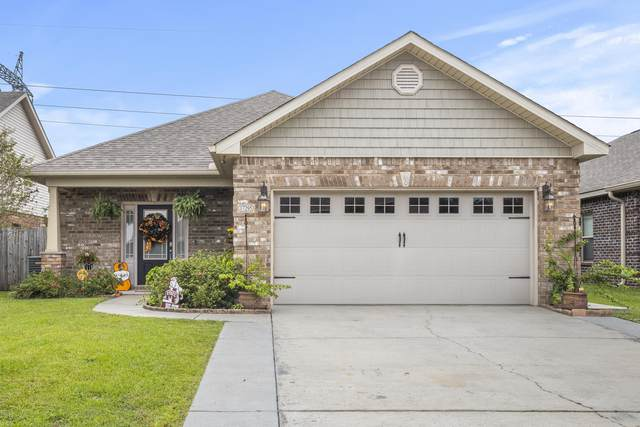 17295 Palm Ridge Dr, D'iberville, MS 39540 (MLS #366599) :: Coastal Realty Group
