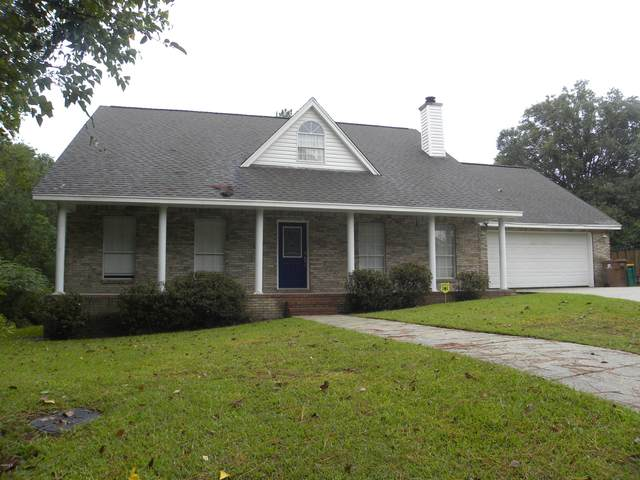 12466 Pineridge Ct, Gulfport, MS 39503 (MLS #366660) :: Coastal Realty Group