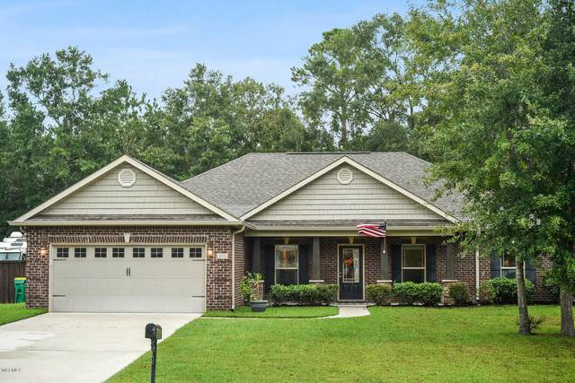 1016 Cardinal Cv, Ocean Springs, MS 39564 (MLS #366665) :: Keller Williams MS Gulf Coast