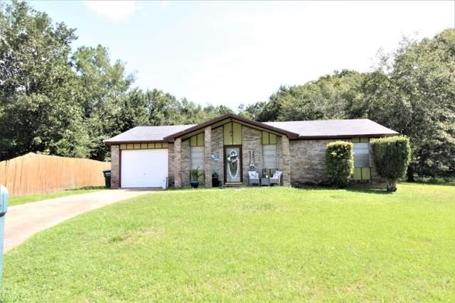 5707 King Louis Ct, Pascagoula, MS 39581 (MLS #366673) :: Coastal Realty Group