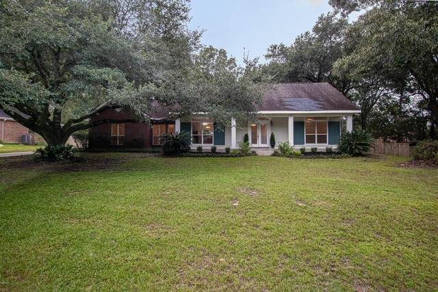 98181 Golf Club Dr, Diamondhead, MS 39525 (MLS #366684) :: The Sherman Group