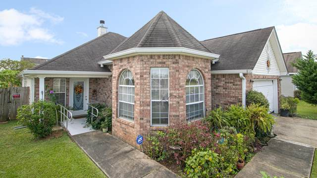 18336 Tiffany Renee Dr, Gulfport, MS 39503 (MLS #366711) :: The Sherman Group