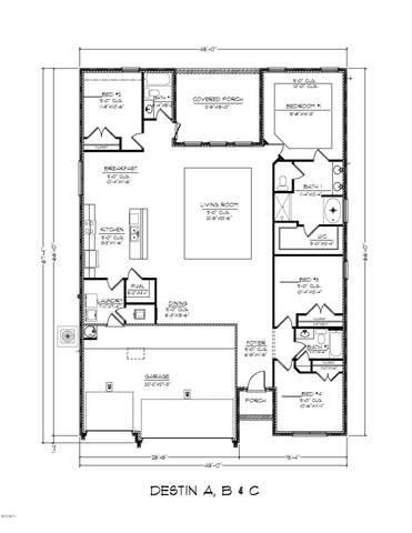 15414 Woodmanse Way, D'iberville, MS 39540 (MLS #366723) :: Coastal Realty Group
