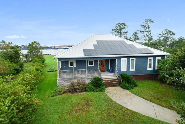 6008 Vista Cir, Gulfport, MS 39507 (MLS #366738) :: Coastal Realty Group