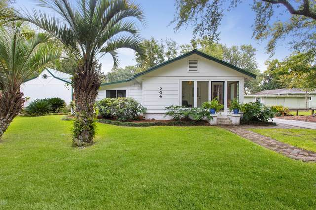 204 Hillandale Ave, Ocean Springs, MS 39564 (MLS #366741) :: Coastal Realty Group