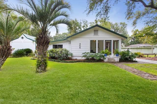 204 Hillandale Ave, Ocean Springs, MS 39564 (MLS #366741) :: Keller Williams MS Gulf Coast