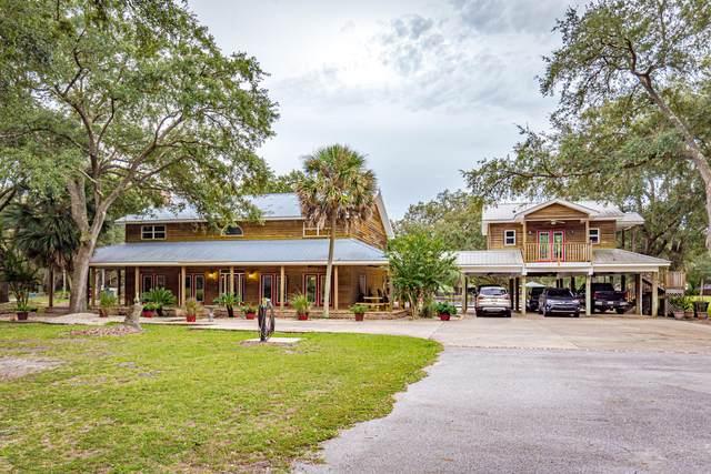 1625 Noble Rd, Ocean Springs, MS 39564 (MLS #366755) :: Coastal Realty Group