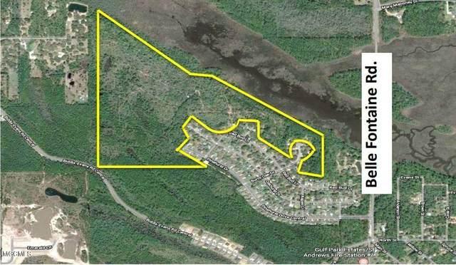 0 N Belle Fontaine Rd, Ocean Springs, MS 39564 (MLS #366759) :: Coastal Realty Group