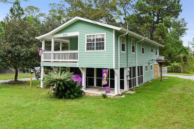 556 Henderson Ave, Pass Christian, MS 39571 (MLS #366768) :: Keller Williams MS Gulf Coast