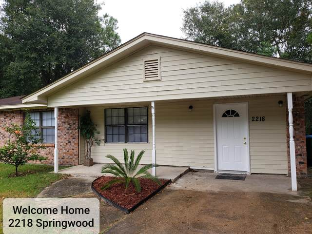 2218 Springwood Rd, Gautier, MS 39553 (MLS #366794) :: Coastal Realty Group