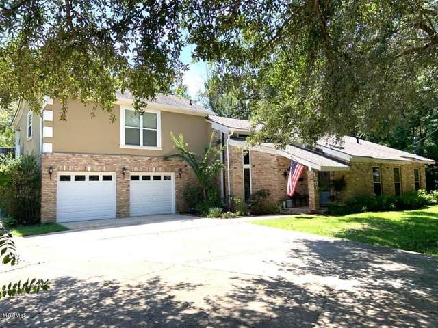 1300 Lureco Dr, Pascagoula, MS 39567 (MLS #366844) :: Keller Williams MS Gulf Coast