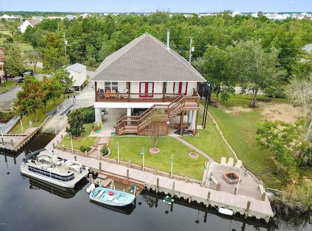 116 Riverview Rd, Bay St. Louis, MS 39520 (MLS #366851) :: Coastal Realty Group