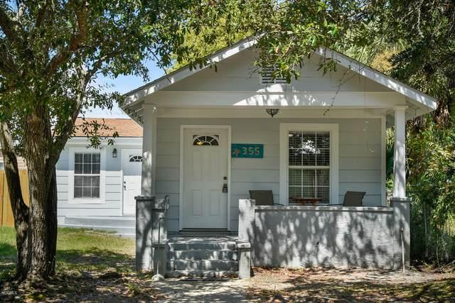 355 Easterbrook St, Bay St. Louis, MS 39520 (MLS #366866) :: Coastal Realty Group