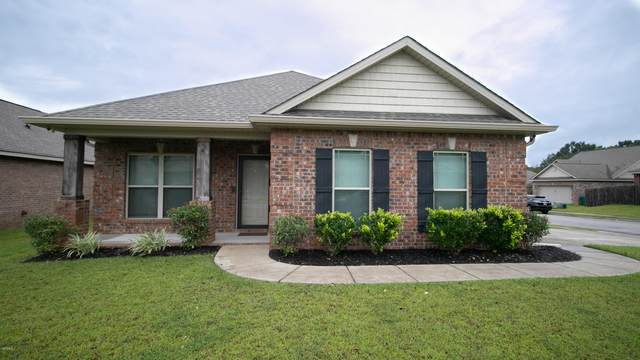 14141 Waterford Cir, Gulfport, MS 39503 (MLS #366869) :: Coastal Realty Group