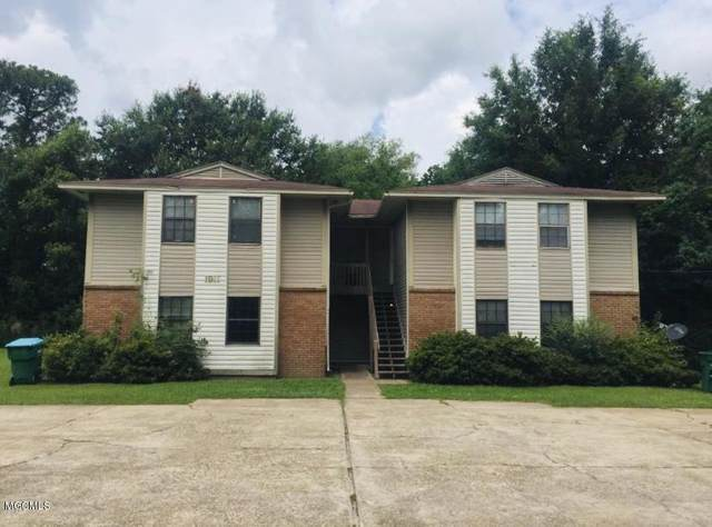1911 45th Ave, Gulfport, MS 39501 (MLS #366927) :: Coastal Realty Group