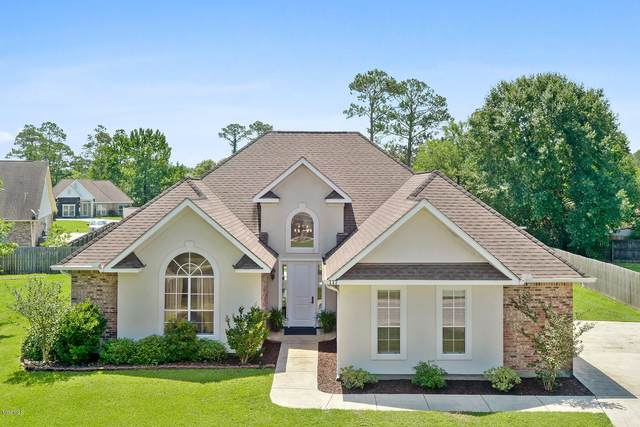 117 Yarborough Pl, Waveland, MS 39576 (MLS #366994) :: Berkshire Hathaway HomeServices Shaw Properties